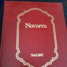 Libros: NAVARRA SALVAT AÑO 1973. Lote 177936454