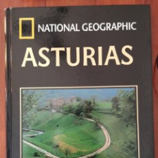 Libros: ASTURIAS NATIONAL GEOGRAPHIC. Lote 178445651