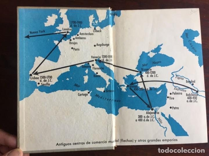 Libros: De Babilonia a Brasilea De Zischka. 1961. Con 7 capítulos origen de las ciudades desde la antiguedad - Foto 2 - 181511278