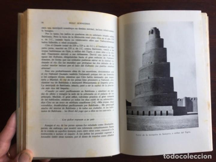 Libros: De Babilonia a Brasilea De Zischka. 1961. Con 7 capítulos origen de las ciudades desde la antiguedad - Foto 10 - 181511278