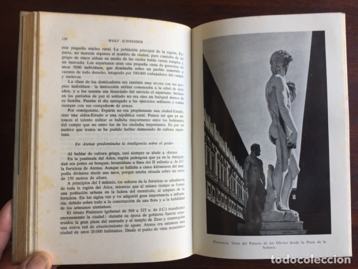 Libros: De Babilonia a Brasilea De Zischka. 1961. Con 7 capítulos origen de las ciudades desde la antiguedad - Foto 12 - 181511278