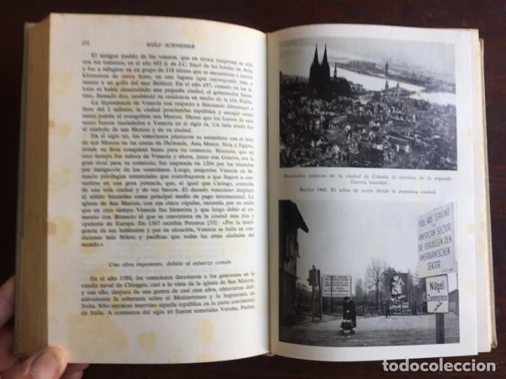 Libros: De Babilonia a Brasilea De Zischka. 1961. Con 7 capítulos origen de las ciudades desde la antiguedad - Foto 18 - 181511278
