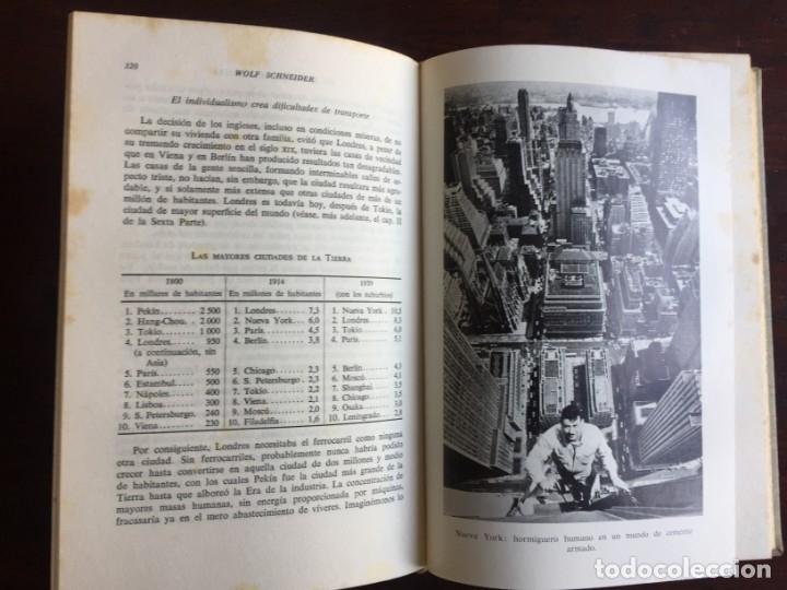 Libros: De Babilonia a Brasilea De Zischka. 1961. Con 7 capítulos origen de las ciudades desde la antiguedad - Foto 20 - 181511278