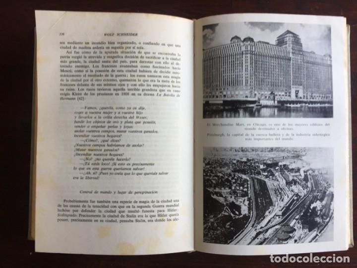 Libros: De Babilonia a Brasilea De Zischka. 1961. Con 7 capítulos origen de las ciudades desde la antiguedad - Foto 21 - 181511278