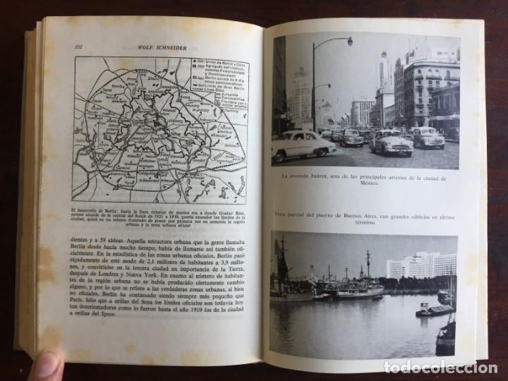 Libros: De Babilonia a Brasilea De Zischka. 1961. Con 7 capítulos origen de las ciudades desde la antiguedad - Foto 22 - 181511278