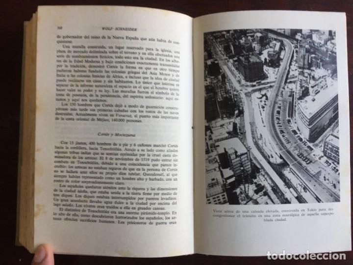 Libros: De Babilonia a Brasilea De Zischka. 1961. Con 7 capítulos origen de las ciudades desde la antiguedad - Foto 24 - 181511278