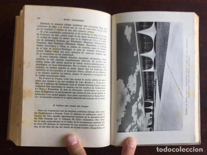 Libros: De Babilonia a Brasilea De Zischka. 1961. Con 7 capítulos origen de las ciudades desde la antiguedad - Foto 25 - 181511278
