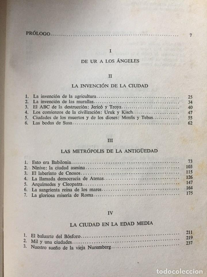 Libros: De Babilonia a Brasilea De Zischka. 1961. Con 7 capítulos origen de las ciudades desde la antiguedad - Foto 26 - 181511278