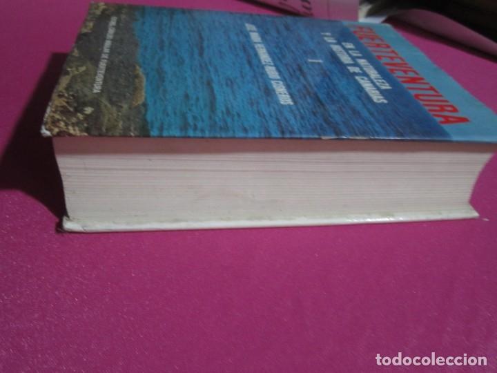 Libros: FUERTEVENTURA EN LA NATURALEZA Y LA HISTORIA DE CANARIAS CISNEROS - Foto 4 - 182331163