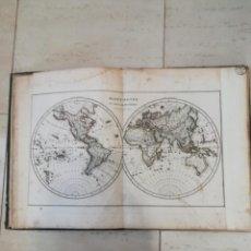 Libros: ATLAS ELEMENTAIRE C. L. F. PANCKOUCKE 1816_PARIS. Lote 183662048
