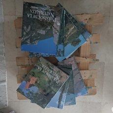 Libros: COLECCIÓN NUESTROS PUEBLOS. Lote 185061163