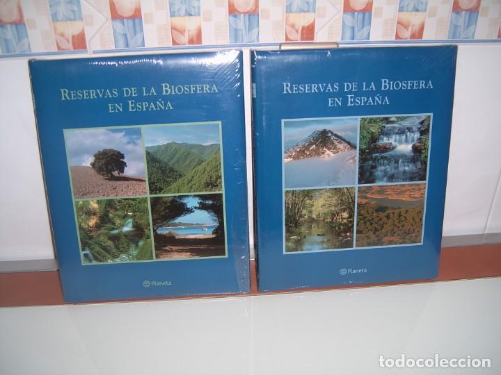 RESERVAS DE LA BIOSFERA (Libros Nuevos - Humanidades - Geografía)