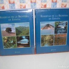 Libros: RESERVAS DE LA BIOSFERA. Lote 190213045