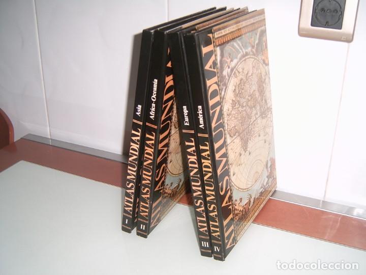 ATLAS MUNDIAL (Libros Nuevos - Humanidades - Geografía)