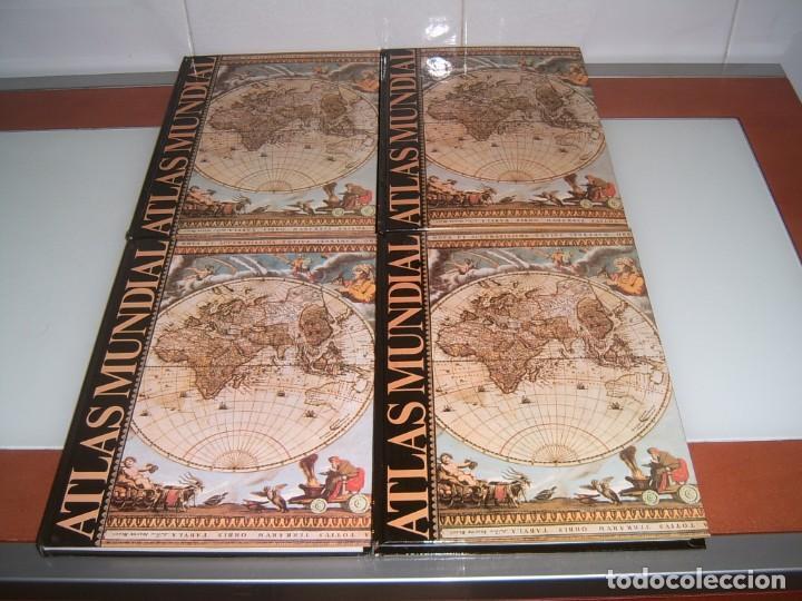Libros: ATLAS MUNDIAL - Foto 2 - 190217702