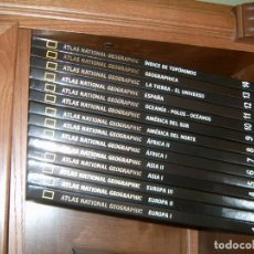 Libros: ATLAS NATIONAL GEOGRAPHIC. Lote 190218225