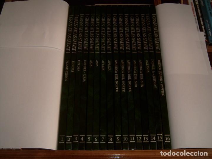GRAN ATLAS SALVAT (Libros Nuevos - Humanidades - Geografía)