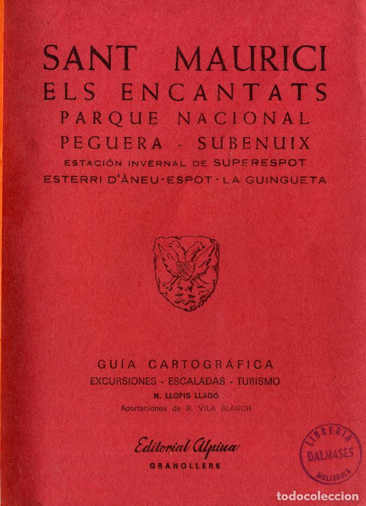 SANT MAURICI (Libros Nuevos - Humanidades - Geografía)
