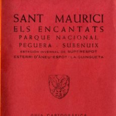 Libros: SANT MAURICI. Lote 194258096