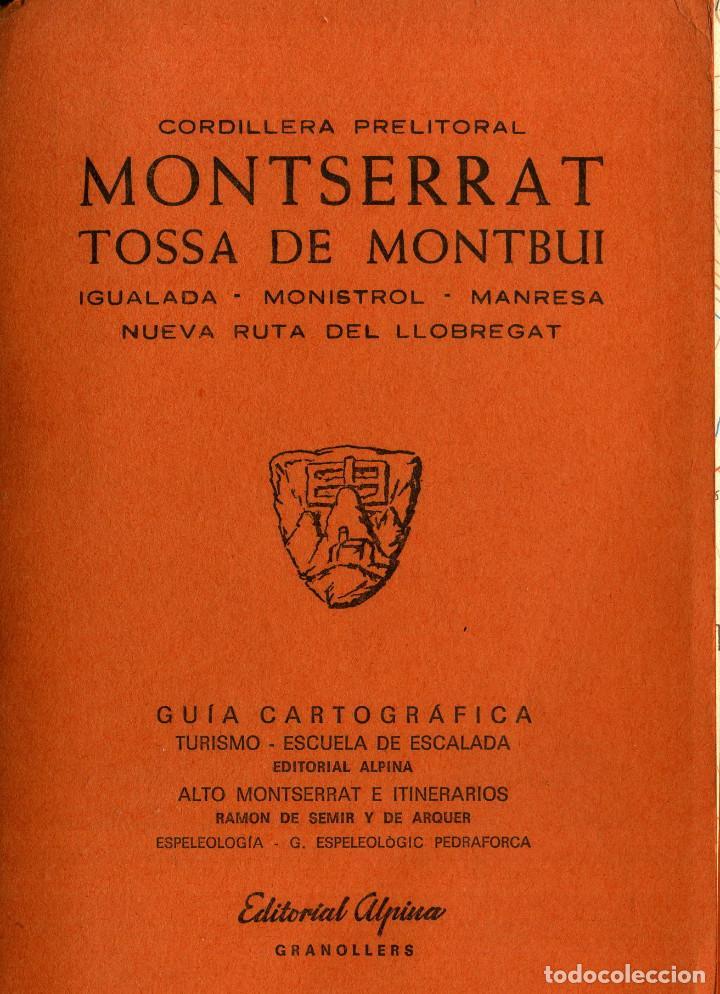MONTSERRAT (Libros Nuevos - Humanidades - Geografía)