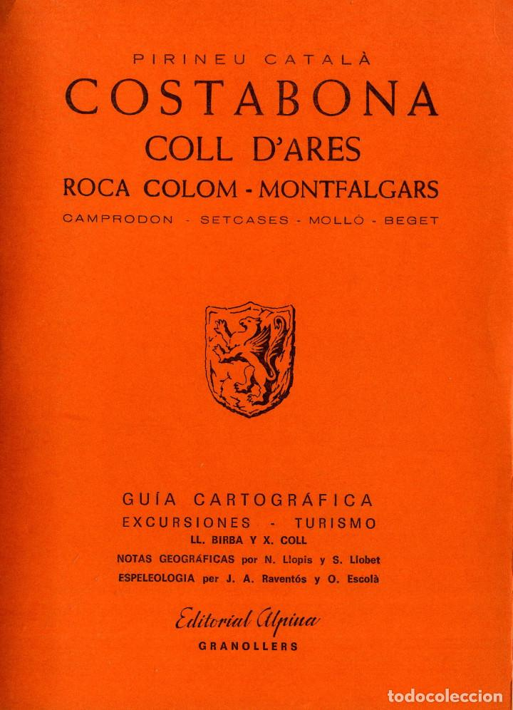 Libros: COSTABONA - COLL D´ARES - Foto 1 - 194258455