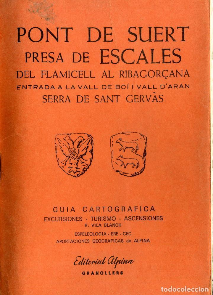 PONT DE SUERT (Libros Nuevos - Humanidades - Geografía)