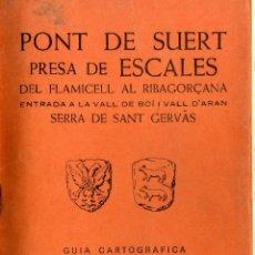 Libros: PONT DE SUERT. Lote 194258793