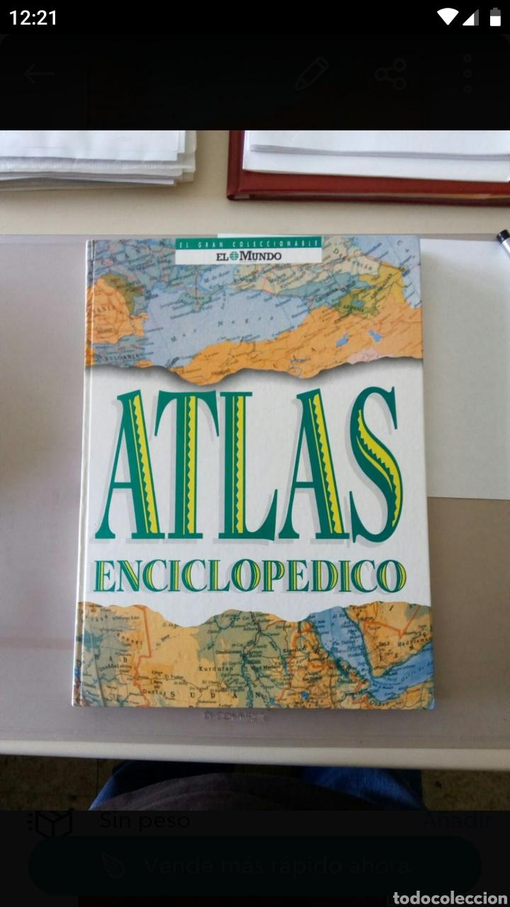ATLAS (Libros Nuevos - Humanidades - Geografía)