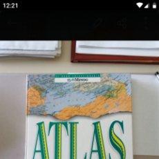 Libros: ATLAS. Lote 196596111