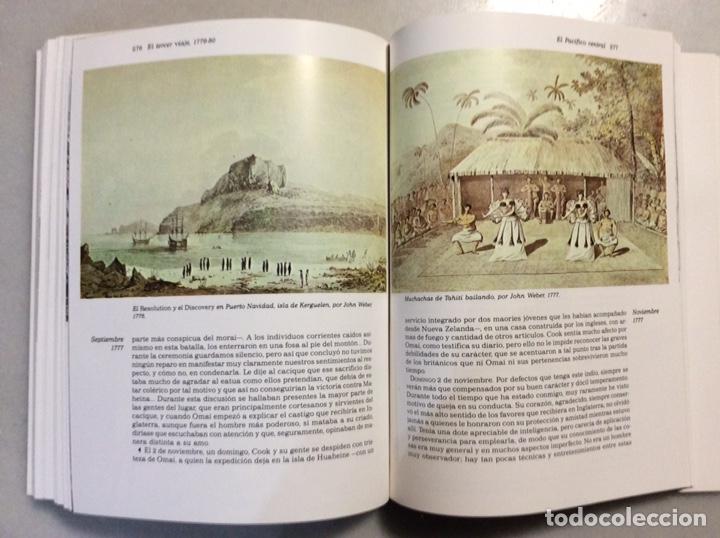 Libros: Los viajes del capitán Cookt - Foto 2 - 199165312