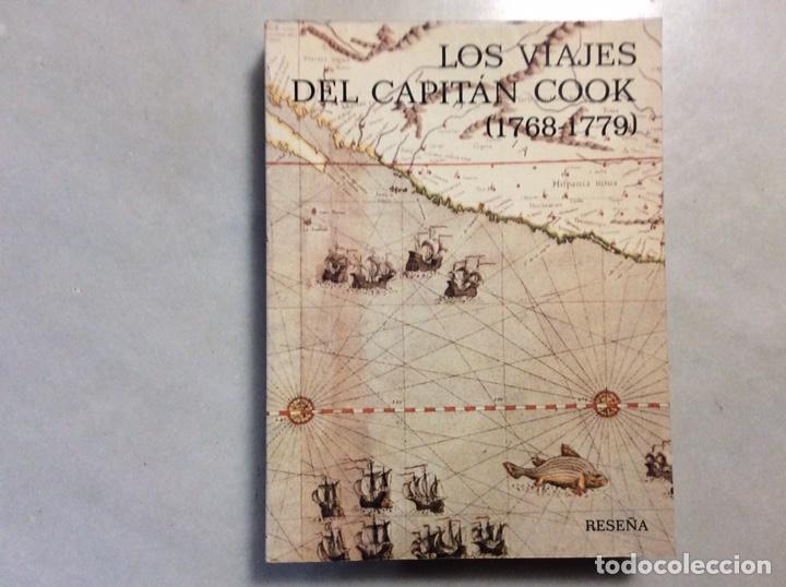 LOS VIAJES DEL CAPITÁN COOKT (Libros Nuevos - Humanidades - Geografía)