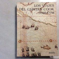 Libros: LOS VIAJES DEL CAPITÁN COOKT. Lote 199165312