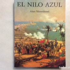 Libros: EL NILO AZUL.. Lote 199167480