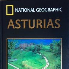 Libros: ASTURIAS NATIONAL GROGRAPHIC 2005. Lote 202720920