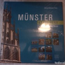 Libros: MÜNSTER. AT ITS BEST . GÖSTA CLEMENS PETER. VIAJES. ALEMANIA. Lote 204226708