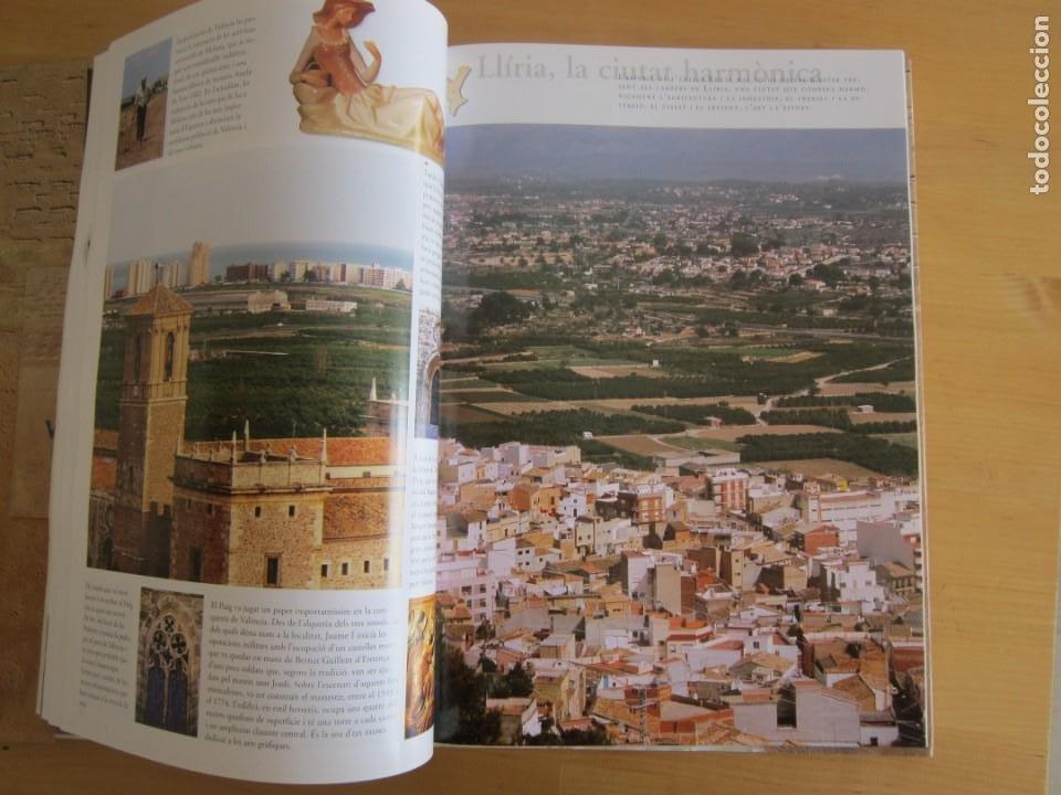 Libros: LES CIUTATS VALENCIANES: GUIA VISUAL DE LES NOSTRES TERRES - Foto 3 - 205400817