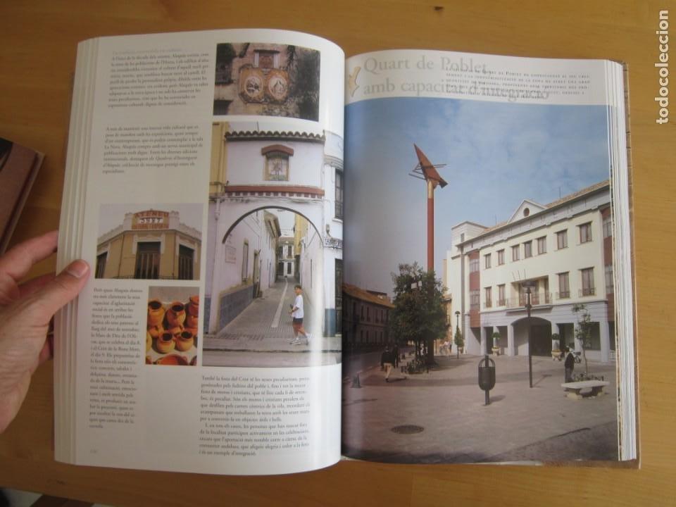 Libros: LES CIUTATS VALENCIANES: GUIA VISUAL DE LES NOSTRES TERRES - Foto 5 - 205400817