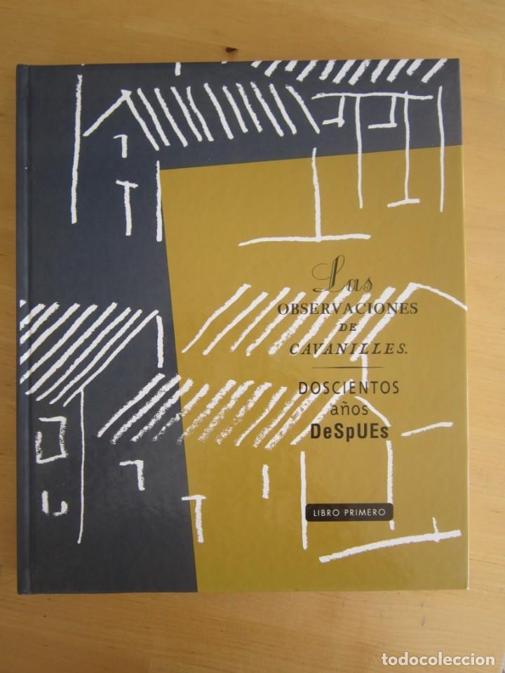 Libros: Las observaciones de Cavanilles. Doscientos años después. Completo Castellano 4 tomos -OFERTA!! - Foto 2 - 205402066