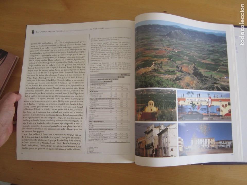 Libros: Las observaciones de Cavanilles. Doscientos años después. Completo Castellano 4 tomos -OFERTA!! - Foto 6 - 205402066