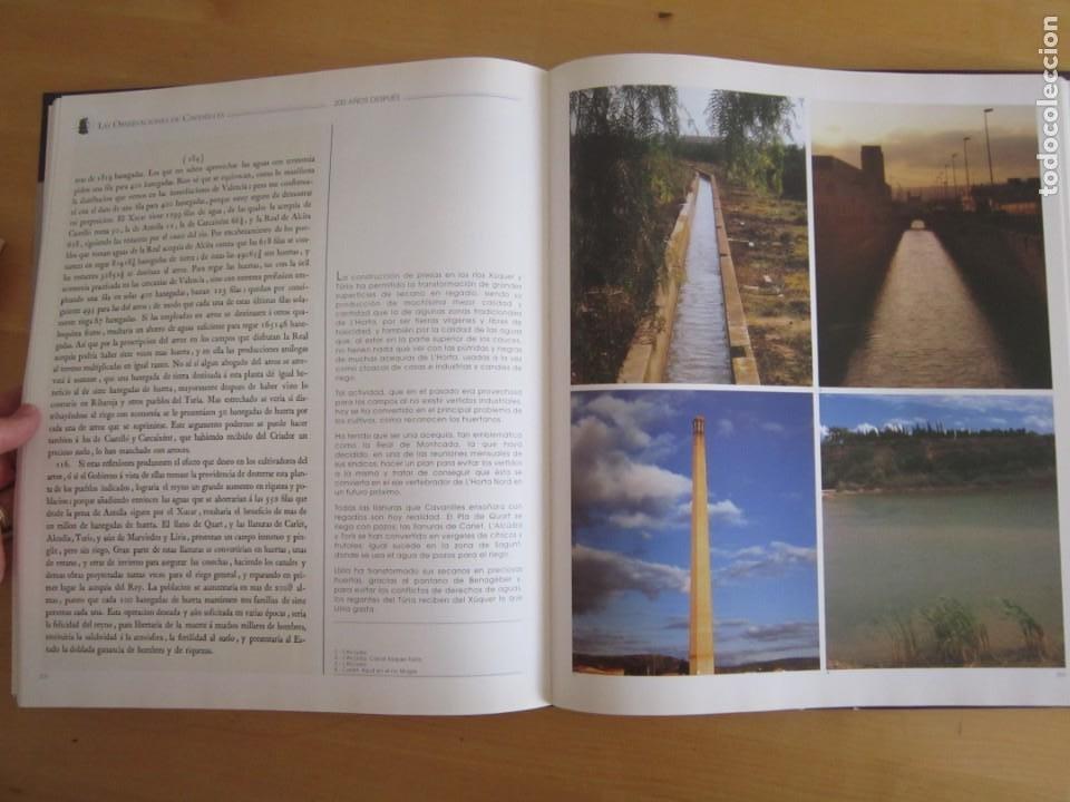 Libros: Las observaciones de Cavanilles. Doscientos años después. Completo Castellano 4 tomos -OFERTA!! - Foto 7 - 205402066