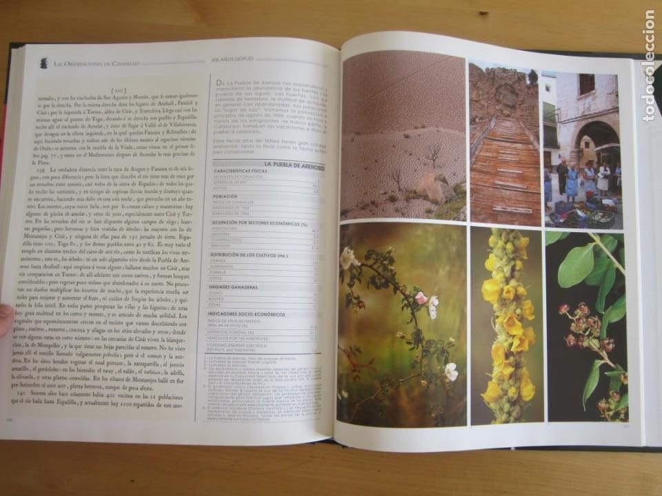 Libros: Las observaciones de Cavanilles. Doscientos años después. Completo Castellano 4 tomos -OFERTA!! - Foto 11 - 205402066