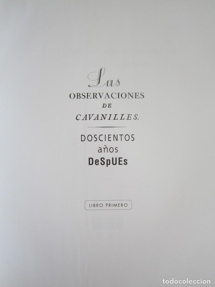 Libros: Las observaciones de Cavanilles. Doscientos años después. Completo Castellano 4 tomos -OFERTA!! - Foto 12 - 205402066