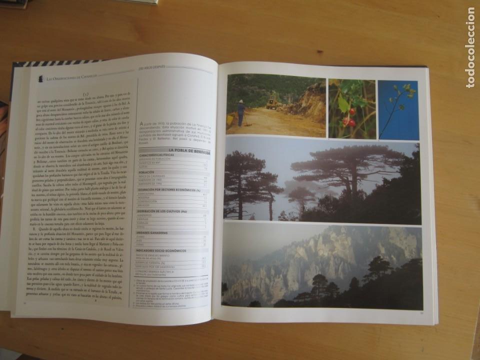 Libros: Las observaciones de Cavanilles. Doscientos años después. Completo Castellano 4 tomos -OFERTA!! - Foto 13 - 205402066