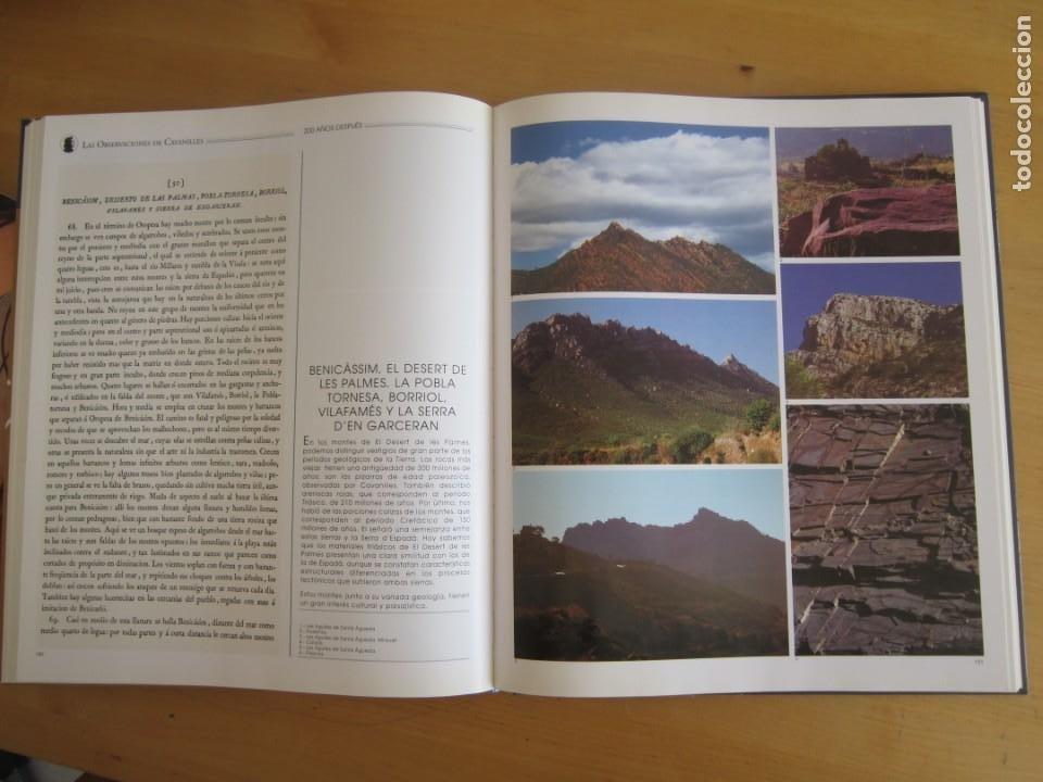 Libros: Las observaciones de Cavanilles. Doscientos años después. Completo Castellano 4 tomos -OFERTA!! - Foto 14 - 205402066