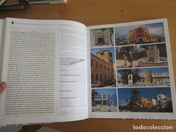 Libros: Las observaciones de Cavanilles. Doscientos años después. Completo Castellano 4 tomos -OFERTA!! - Foto 17 - 205402066