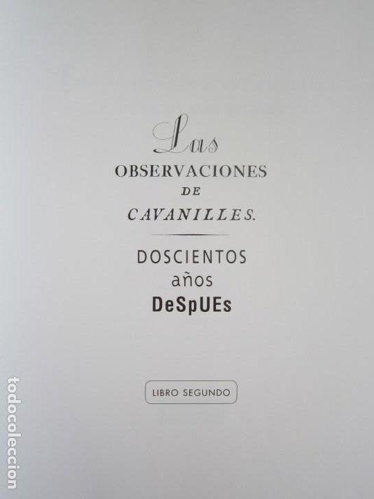 Libros: Las observaciones de Cavanilles. Doscientos años después. Completo Castellano 4 tomos -OFERTA!! - Foto 21 - 205402066