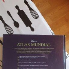Libros: GRAN ATLAS MUNDIAL NGV COLONIA. Lote 206957626