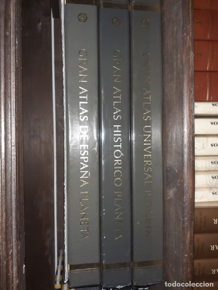 ATLAS DE EDITORIAL PLANETA (Libros Nuevos - Humanidades - Geografía)