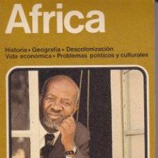 Libros: AFRICA. Lote 212839398