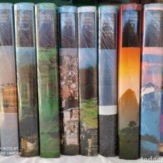Libros: DESCUBRA EL MUNDO CÍRCULO INTERNACIONAL DEL LIBRO. Lote 217204680